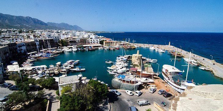 Где находится Северный-Кипр